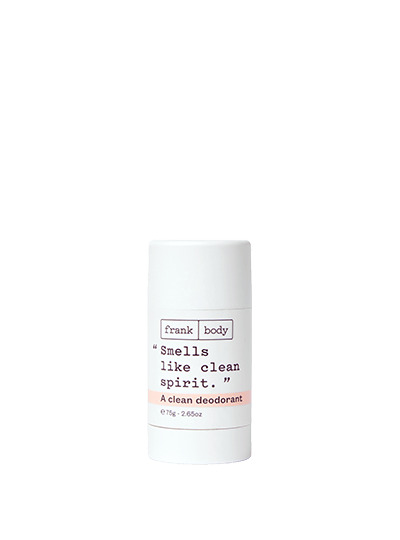 Image of Clean Deodorant: Unscented