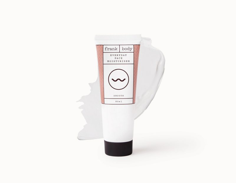 Frank body everyday face moisturiser