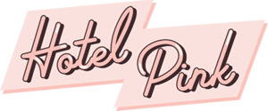 Hotel Pink Sign